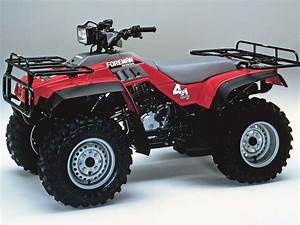 2011 Atv Illustrated U0026 39 S Pick On Honda U0026 39 S Top Ten Atvs