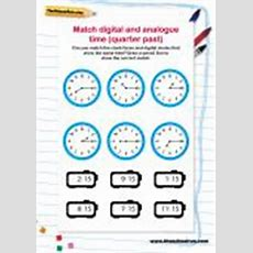 Telling The Time  12hour Clock  24hour Clock  Digital  Analogue Theschoolrun