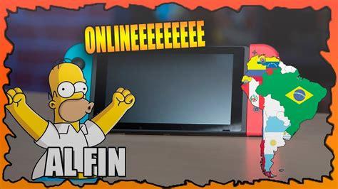 ¡esta es tu tienda! descubre todas las novedades y videojuegos para switch, cómpralos online, ¡y recoge en 1 hora! nintendo switch ONLINE YA DISPONIBLE en ARGENTINA BRASIL CHILE COLOMBIA PERU - YouTube