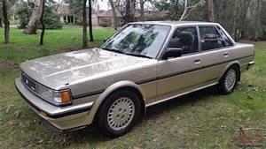 1986 Toyota Cressida GLX I MX73 5MGE Twin CAM Auto in VIC  Cressida