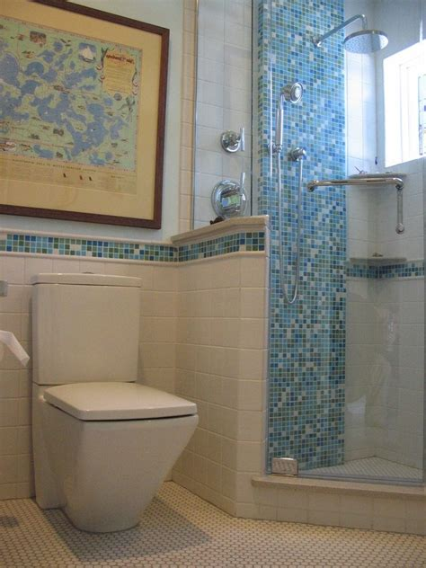 Shower Next To Toilet Bathroom Contemporary With Natural