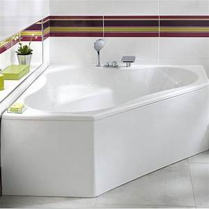 Baignoire Ilot Lapeyre : 1000 id es sur le th me baignoire d angle sur pinterest ~ Premium-room.com Idées de Décoration