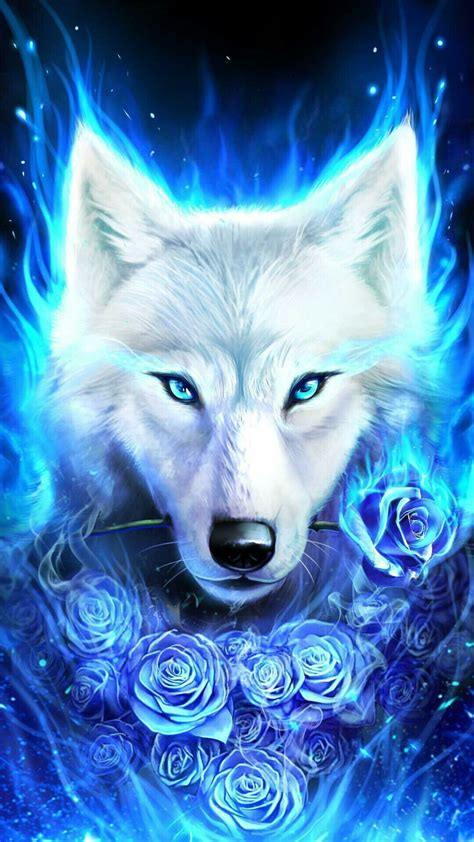 Galaxy Wolf Wallpaper by Galaxy Wolf Wallpapers Top Free Galaxy Wolf