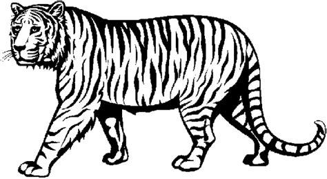 Coloring Harimau by Kleurplatenwereld Nl Gratis Dierendag Kleurplaten