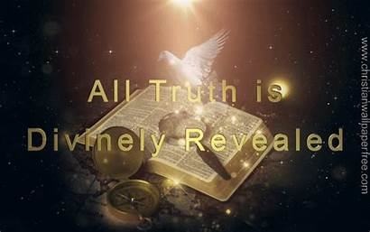 Truth Revealed Divinely Christian