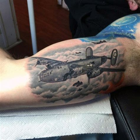 bicep tattoo designs  men manly ink ideas