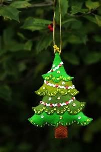 Felt, Christmas, Ornaments, U2013, Awesome, Homemade, Decoration, For, Your, Tree