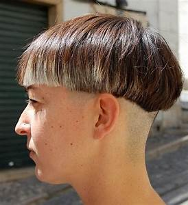 Shaved In Back Hairstyles Fade Haircut