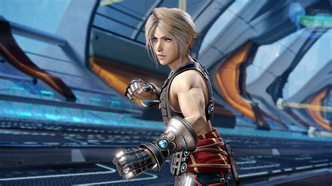 new dissidia final fantasy gameplay trailer shows vaan