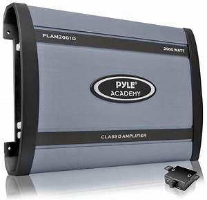 Amazon Com  Pyle Plam2001d Class D Monoblock Power
