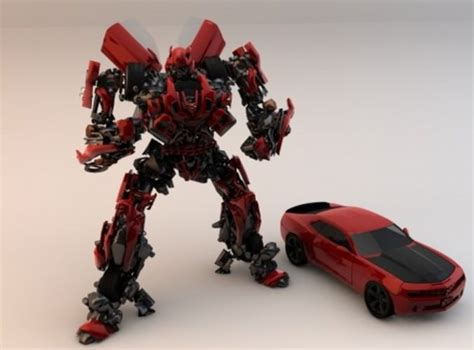 Pictures Of Bumble Bee Transformer Cgtrader Com