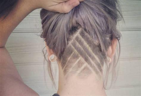 Coiffure Fille Rase Derriere Coiffures Cheveux Longs