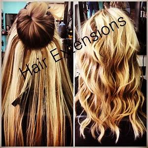 Beaded Weft Extensions Natural Beaded Rows Hair