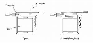 Ice Cube Latching Relay Diagram