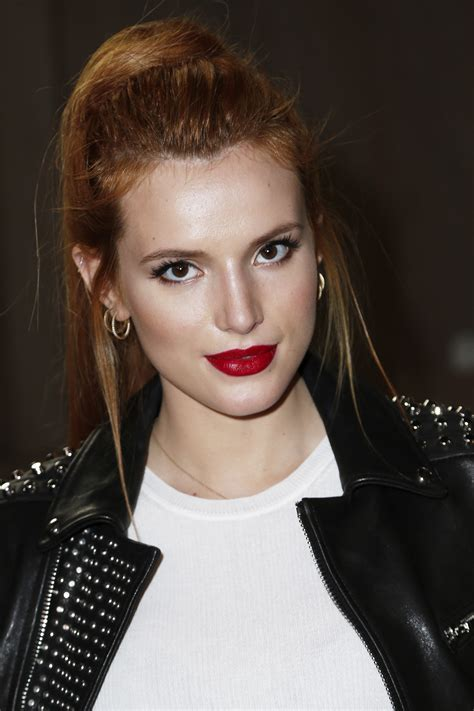 See How Bella Thorne's Beauty Look Has Evolved   Teen Vogue