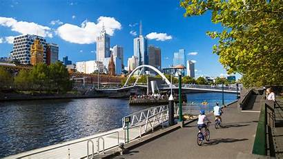 Melbourne Victoria Bike Australia Southbank Capital Cycling