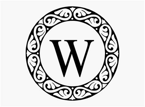 library   monogram picture transparent library png files clipart art