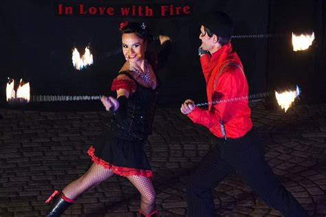hochzeitsshow mit feuer aus berlin  love  fire