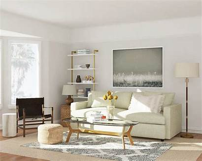 Living Paint Rooms Colors Walls Interior Painting