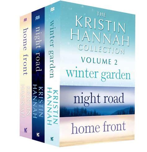 kristin hannah collection volume  winter garden