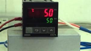 Omron E5cn-r2tc Sir Mac Neo Thermoregulator  U52d5 U4f5c U78ba U8a8d