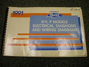 1991 Chevy Truck R  V  P Electrical Diagnosis  U0026 Wiring
