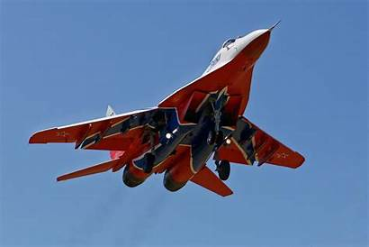 Ovt Thrust Mig Mikoyan Control Vector Nato