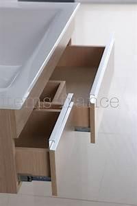 Meuble Salle De Bain Sans Vasque : salle de bain meuble lysita sans vasque meuble sans ~ Dailycaller-alerts.com Idées de Décoration