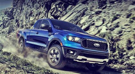 2020 Ford Ranger Hybrid Pickup Truck