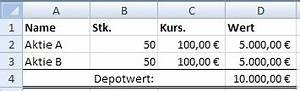 Zinsfuß Berechnen : so l sst sich der interne zinsfu mit excel berechnen ~ Themetempest.com Abrechnung