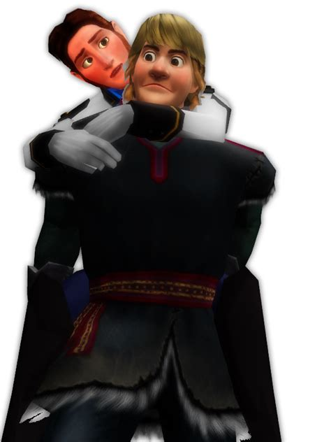 Hans and Kristoff by Simmeh on DeviantArt