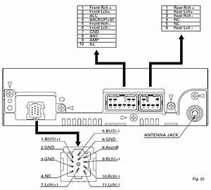 Daihatsu Car Radio Stereo Audio Wiring Diagram Autoradio Connector Wire Installation Schematic