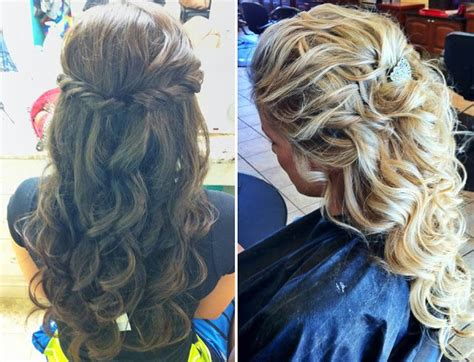 1000+ Images About Bridesmaid And Flower Girl Hair Ideas