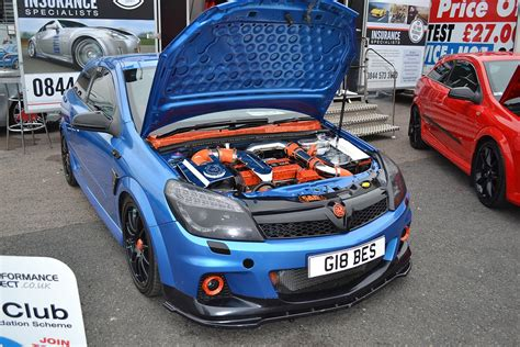 vauxhall astra vxr modified 2007 vauxhall astra vxr modified show car g18 bes flickr