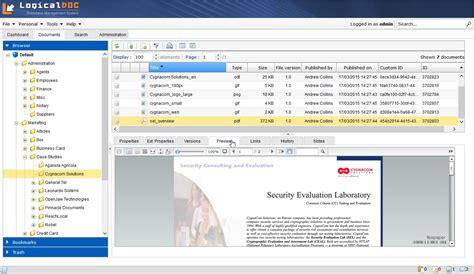 logicaldoc document management system customer reviews