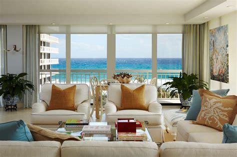 palm beach ocean view apartment annie santulli designs