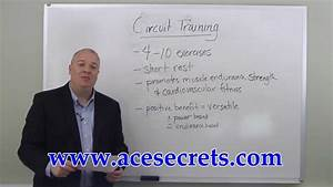 Ace Personal Trainer Practice Circuit Training