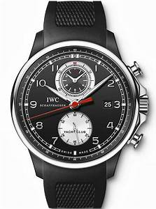 AAA Quality Replica IWC Portuguese Yacht Club Chronograph
