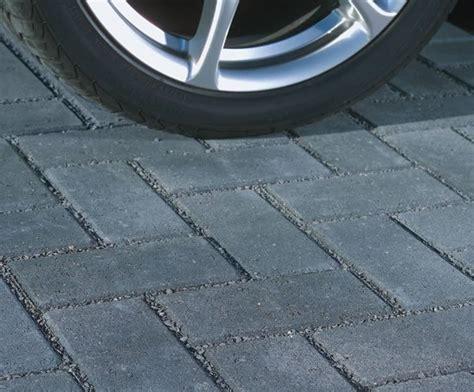 semi permeable pavers infilta permeable paving block aggregate industries esi external works