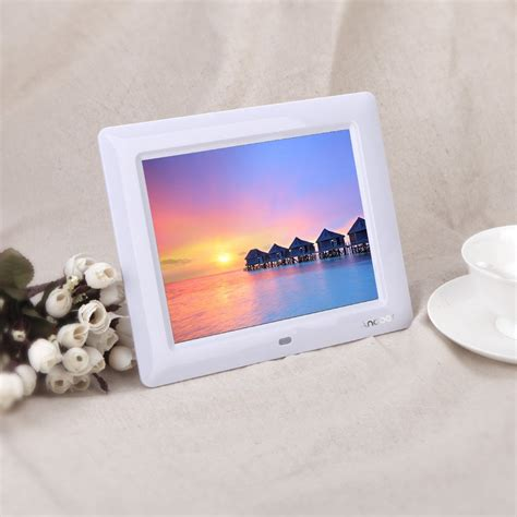 hd tft lcd digital photo frame  slideshow picture
