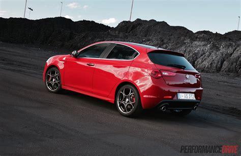 2015 Alfa Romeo by 2015 Alfa Romeo Giulietta Qv Review Performancedrive