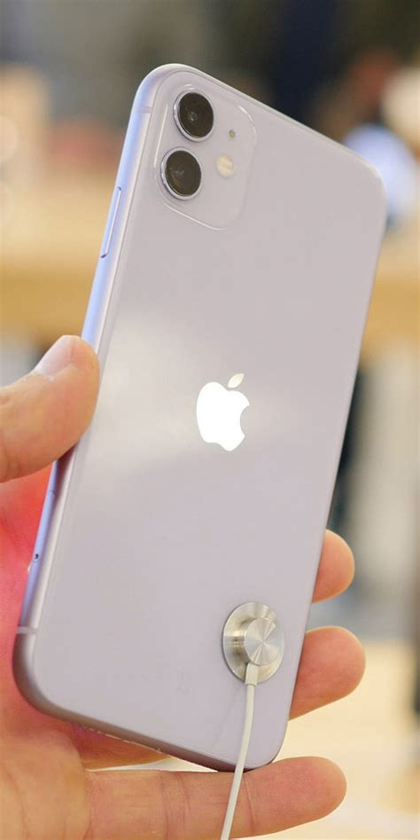 iphone 11 all new colors closer green purple yellow white and black phonearena