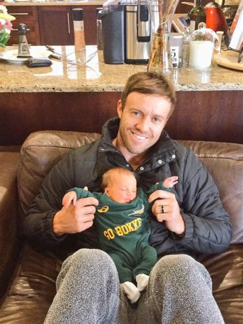 ab de villiers family parents wife son successstory