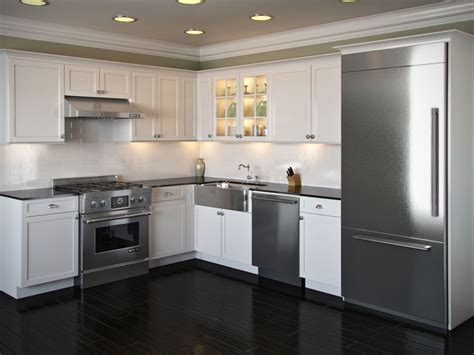 Pictures Of L Shaped Kitchen With Island