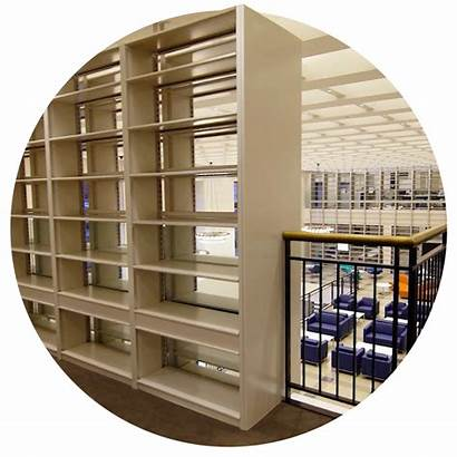 Shelving Library Solutions Storage Spacesaver