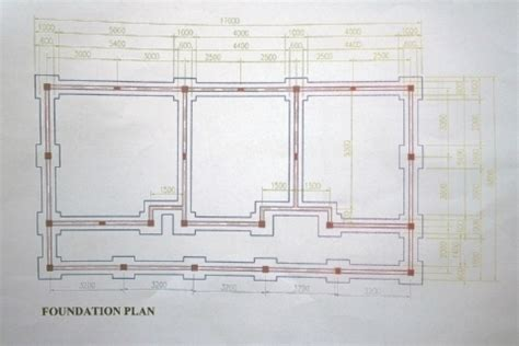 Fundamentplan