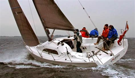 Zeilboot X4 by X Yachts X4 Review Boats