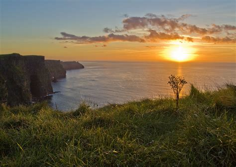 The Cliffs Of Moher Ireland World For Travel