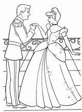 Coloring Cinderella Pages Printable Sheets Activity Print Disney Colorir Sweet Ve Well Cenerentola Walt sketch template
