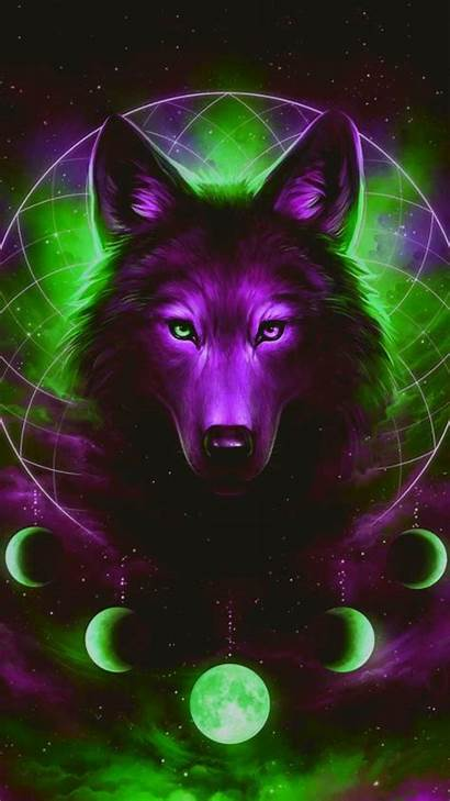 Wolf Cool Wallpapers Galaxy Wolves Zedge 4d
